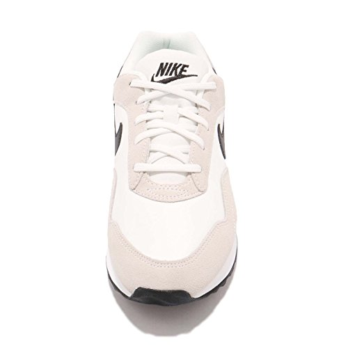 Basses Sneakers White NIKE Black Summit Femme White 001 Outburst Multicolore W q1qtzwTH