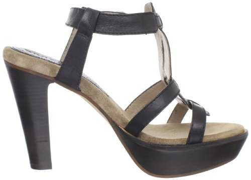 Biviel Womens Bv3613 Plattform Sandal Svart