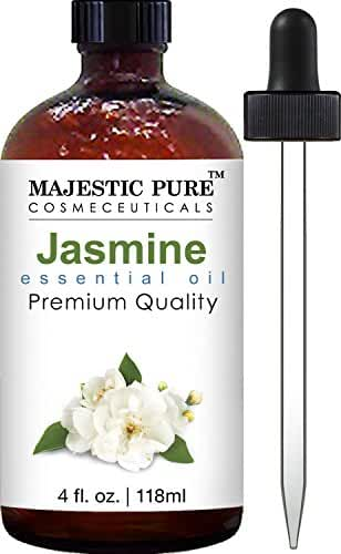 Jasmine Essential Oil From Majestic Pure, 4 fl. oz.