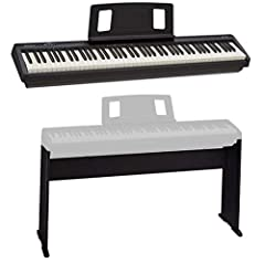 Standard Features                       Rich, responsive tone from Roland's renowned SuperNATURAL Piano sound engine         88-key hammer-action format in a compact cabinet         PHA-4 Standard keyboard provides authentic p...
