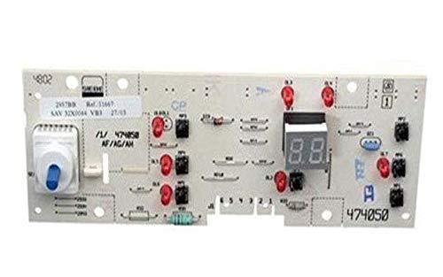 Brandt - Módulo de control para lavavajillas: Amazon.es: Grandes ...