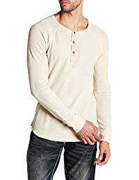 Men's Lived In Thermal Henley Shirt