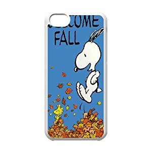 Custom High Quality WUCHAOGUI Phone case Cute & Lovely Snoopy Protective Case For Iphone 5/5s - Case-14