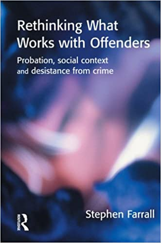 Rethinking What Works with Offenders: Probation, Social Context and Desistance from Crime