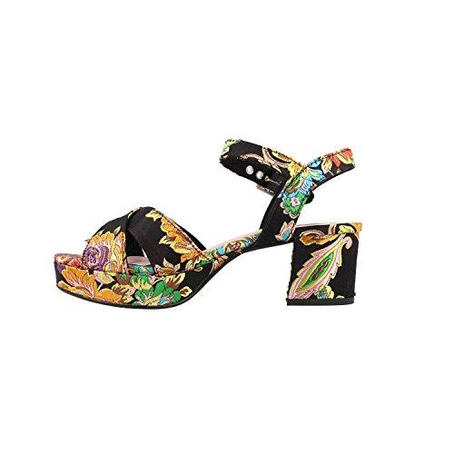 999black Nero 37 Pls90352 Jeans Pepe Sandalss n1WZ7CHqw