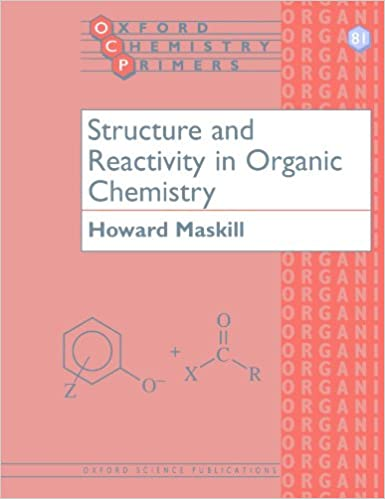Book Structure and Reactivity in Organic Chemistry