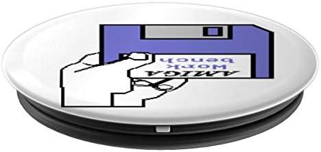 Amazon com: Amiga Workbench Insert Disk Retro Computer