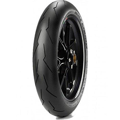 Pirelli Diablo Supercorsa SP V3 Front Motorcycle Tire 120/70ZR-17 (58W) for Ducati 1200 Multistrada S 2010-2017