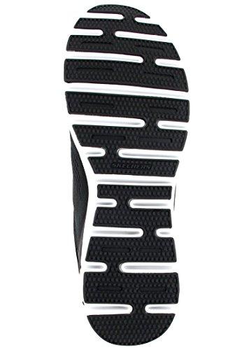 Skechers , Chaussures de course pour homme Noir Noir