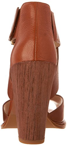 Kenneth Cole New York Mujeres Sora Dress Pump Medium Brown