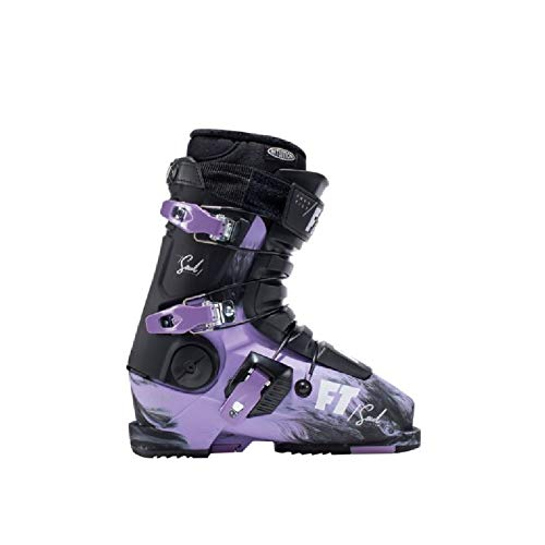 Full Tilt Women's Soul Sister Ski Boots - Purple/Black - 23.5
