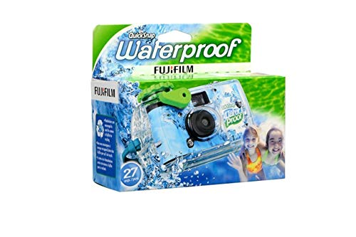 Fujifilm Quick Snap Waterproof Camera - 4