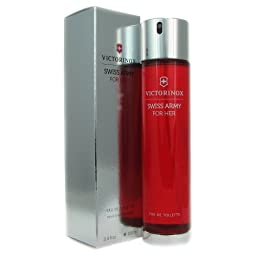 Victorinox Swiss Army For Her Eau de Toilette Spray 3.4oz/100ml