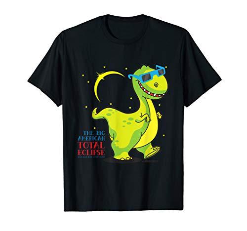 (DINO Solar Eclipse August 2017 Shirt | Sun Eclipse T-Shirt)