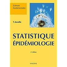Statistique, Épidémiologie 4e Éd.