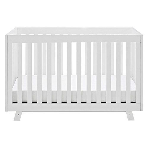 Status Beckett 3-in-1 Convertible Crib, (Beckett Furniture)