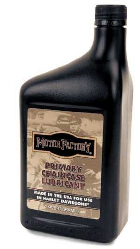 Motor Factory High Performance Primary Chaincase Lube/Lubricant for Harley-Davidsons