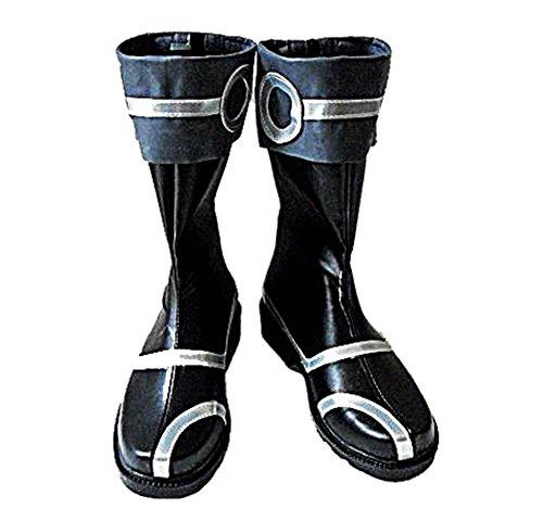 Yu-gi-oh! Gx Zane Truesdale Cosplay Schoenen Laarzen Op Maat Gemaakt