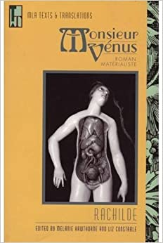 Book Monsieur Venus (Texts and Translations)