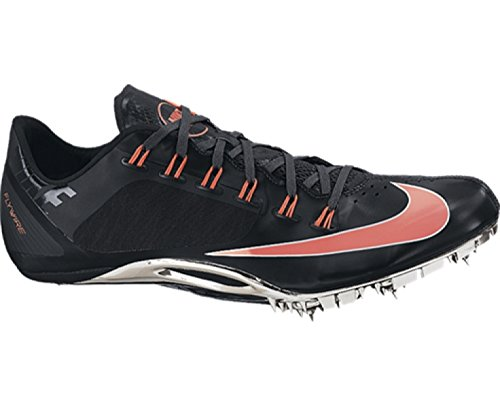 new products 5539b 6bffd Nike Zoom Superfly R4 Unisex Running Spikes, BlackOrange, US8.5