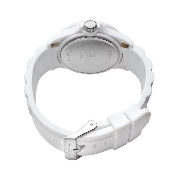 s.Oliver - Reloj analógico de Cuarzo 2