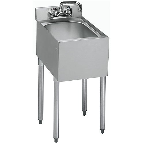 Krowne Metal 12'' 1800 Series Stainless Steel Bar Sink (18-1C)