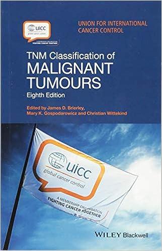 Tnm Classification Of Malignant Tumours por Mary K. Gospodarowicz epub