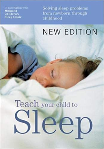 Childrens Sleep Problems Linked To >> Teach Your Child To Sleep Solving Sleep Problems From