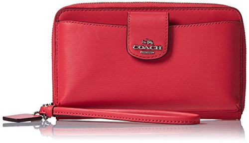 COACH Womens Program Universal Wallet