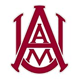 Alabama A&M Large Magnet 'Official Logo'