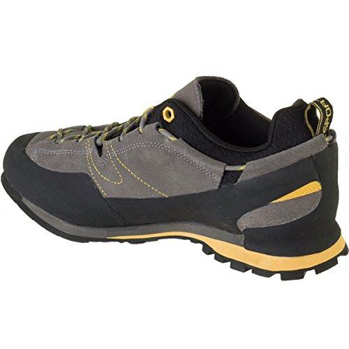 La Sportiva Masso X Scarpa Da Trekking - Uomo Grigio / Giallo
