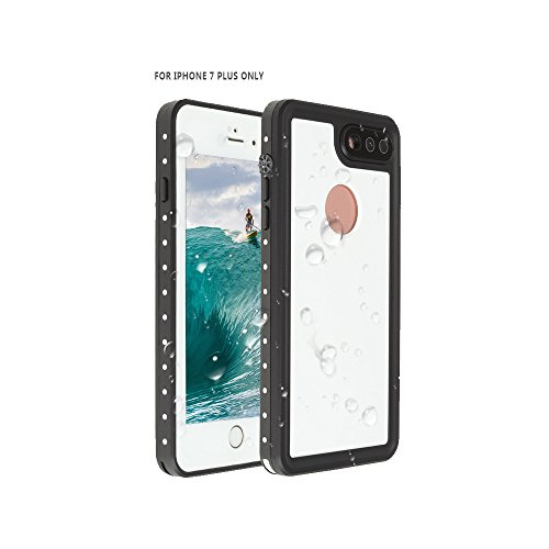 Waterproof case for iphone 7plus by Besinpo