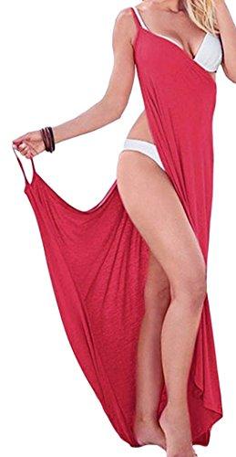 confit you - Camisola - Básico - Sin mangas - 70 DEN - para mujer Rojo