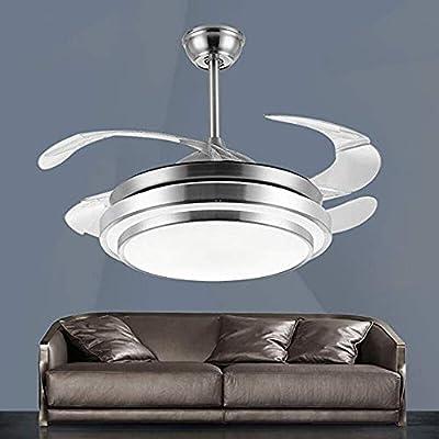 Fantastisch Moderne 42 In Deckenventilator Licht Mit LED Licht Kit Mit Fernbedienung Für  Esszimmer Fan Kronleuchter Lampe ...