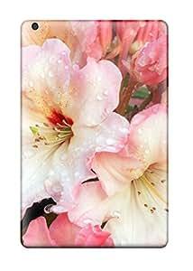 New Style Unique Design Ipad Mini Durable Tpu Case Cover Flower Drops 9326202I94435866
