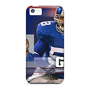 New Style RGwens Hard Case Cover For Iphone 5c- New York Giants