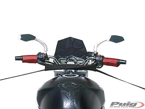 Puig 4592N Sangles de Guidon, Noir Universel Motoplastic S.A.