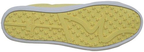 Pepe Jeans Lady Clean Skate Sneaker Gelb (alba)