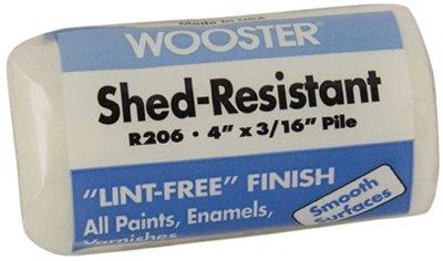 - Wooster Super Doo-Z Roller Cover Polypropylene 3/16