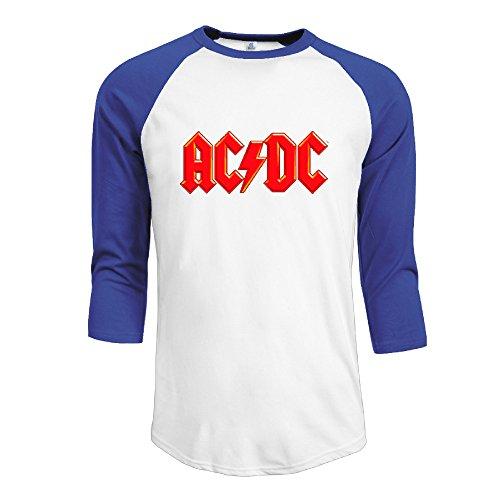 Ac/Dc Three-Quarter Sleeve T-shirt