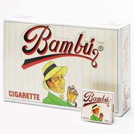 Bambu® Cigarette Rolling Papers (100 Booklets) #CD105