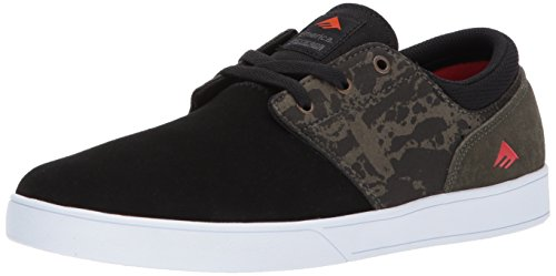 Gum Emerica Black Skateboardschuhe Herren The Green Figueroa xwrH0qYIr