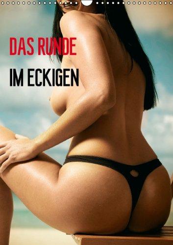 Das Runde im Eckigen/Planer (Wandkalender 2015 DIN A3 hoch): Kalender mit Bildern von schönen weiblichen Pos. (Monatskalender, 14 Seiten)