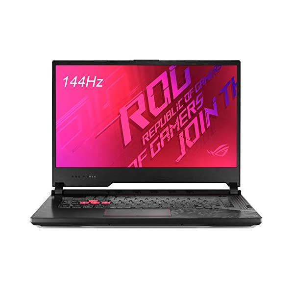 Asus Gaming Laptop ROG Strix G15 i7-10750H(8 Gb Ram,1T SSD,15.6 FHD-144hz,GTX1650Ti-4GB,RGB Backlit,WIFI6,WIN10,,Electro… -  - Laptops4Review