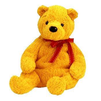 Amazon.com  Beanie Babies Ty Poopsie the Bear  Toys   Games e4484225bdb