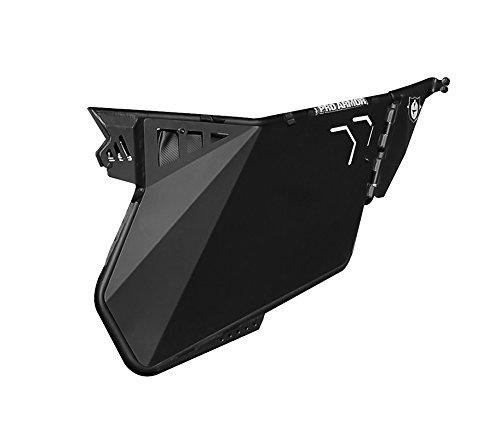 Pro Armor RZR XP4 1000 Black Bolt On Door P144D000BL - Pro Armor Guards