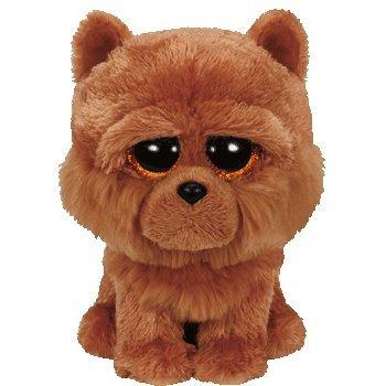 ty-beanie-baby-barley-brown-chow-dog
