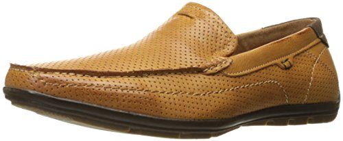 Madden Mens M-nickz Mocassino Slip-on Tan