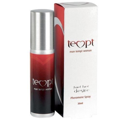 Man Tempt Attirer femme Pheromone Cologne attractif Parfum Parfum Vaporisateur