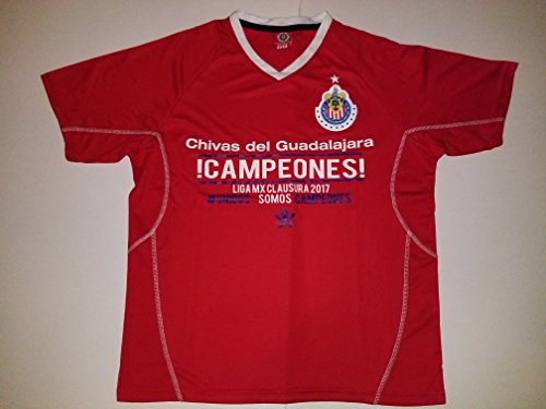 fan products of Chivas de Guadalajara 2017 Champions/Campeones (Medium)